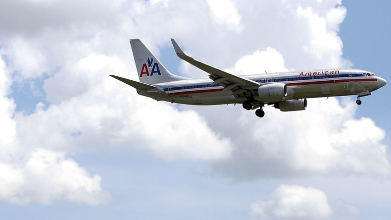 AA flight makes emergency landing after severe turbulence injures 7