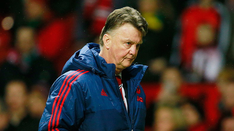 Manchester United in crisis as Van Gaal nears exit