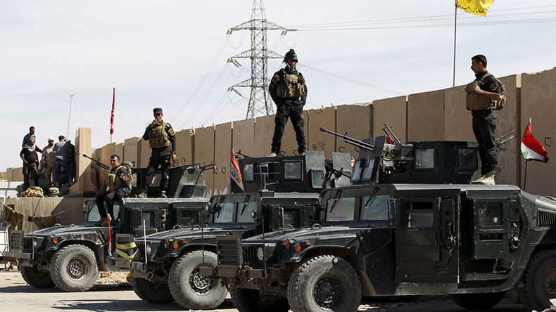 Iraq doesn't need foreign troops for fight on terror - Foreign Minister