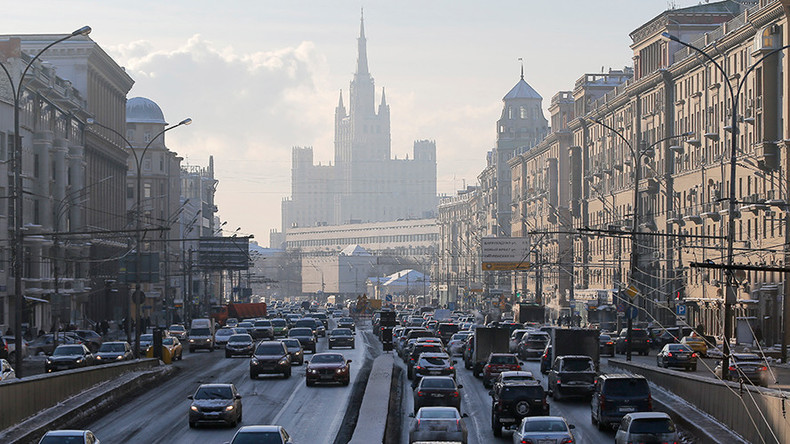 Russian economy contracts 3.7% on falling oil prices