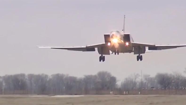 Russian Air Force strikes ISIS around Deir ez-Zor as jihadists prepare to storm key Syrian city