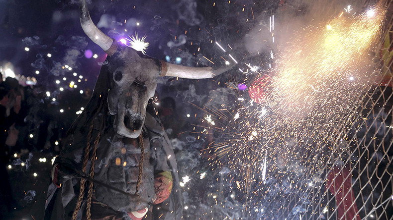 Devil's advocate: Correfoc demon festival lights up Mallorca, Barcelona