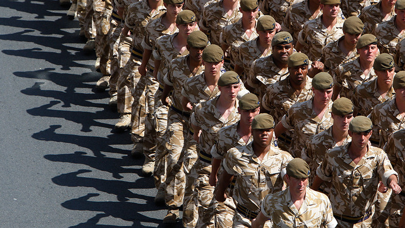 Diversity crisis: BAME officers in British military fall 16% in 6yrs