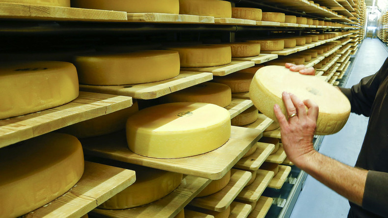 Cheese heists: $160,000 worth of cheese stolen in Wisconsin