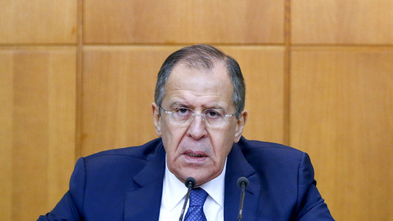 Lavrov: Policy of restraining Russia continues, high time to drop it