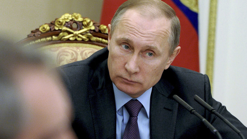 Russia to overcome corruption slowly but surely - Putin