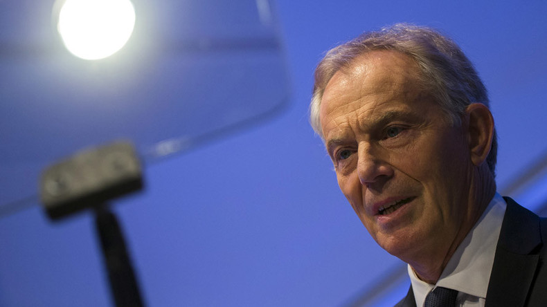 Blair: Brexit would spell the end of the UK