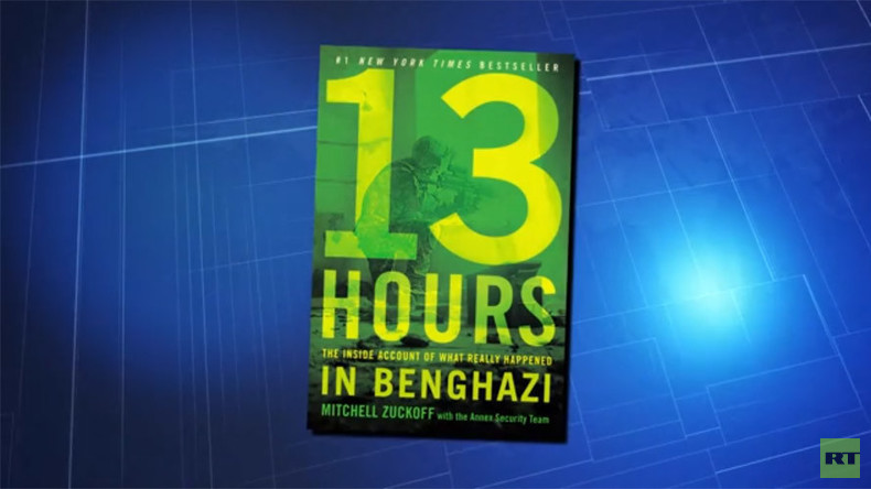 '13 Hours' Author Stands-By Controversial 'Stand Down' Order