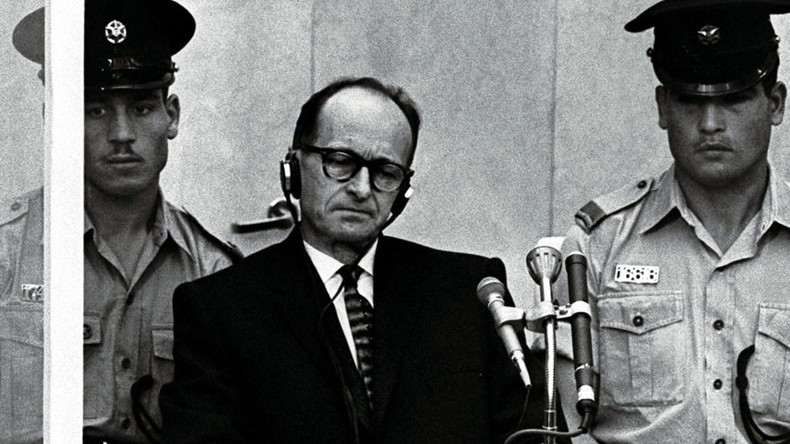 'I don't feel guilty': Nazi Holocaust mastermind Eichmann's last clemency letter released