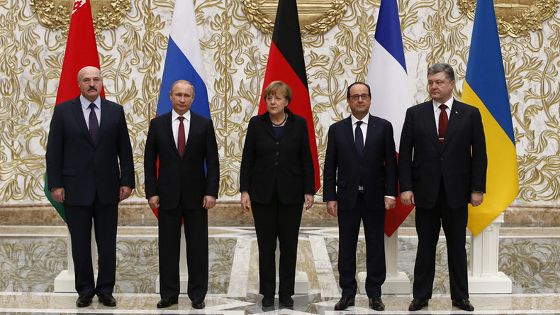 Kiev must understand there is no alternative to Minsk