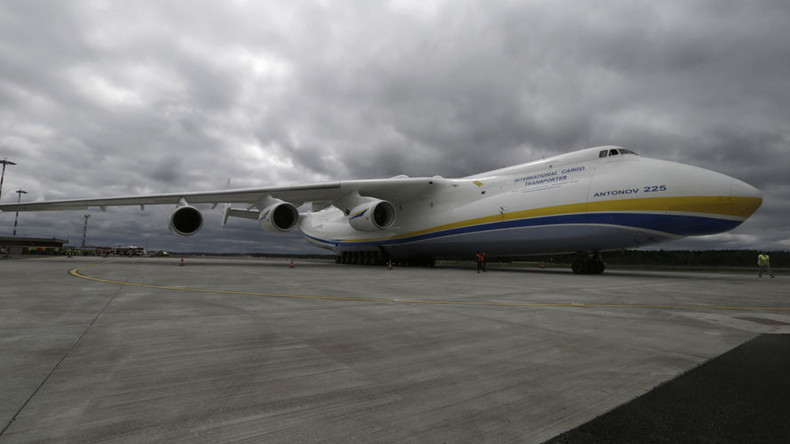 Ukraine liquidates legendary aircraft manufacturer Antonov