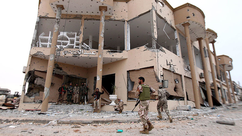'Rule of law crushed' in Libya as rival governments vie for power, ISIS spreads – HRW
