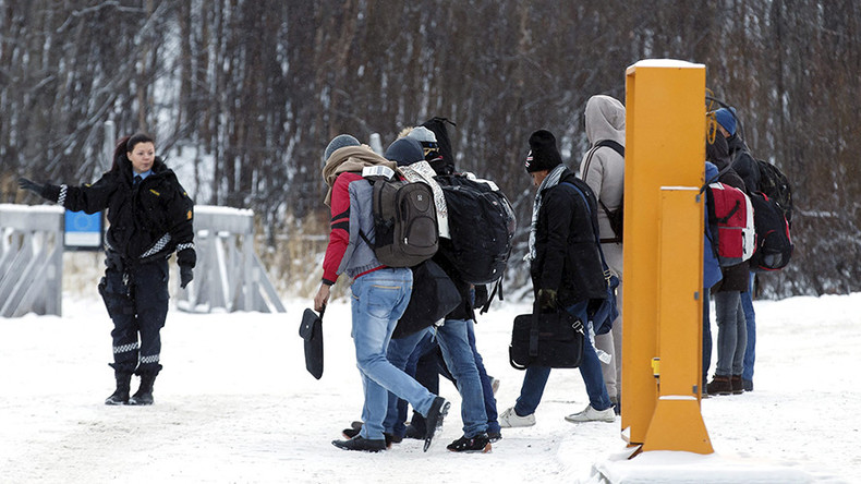 Norway may ask refugees with savings to cover 'some' costs they incur