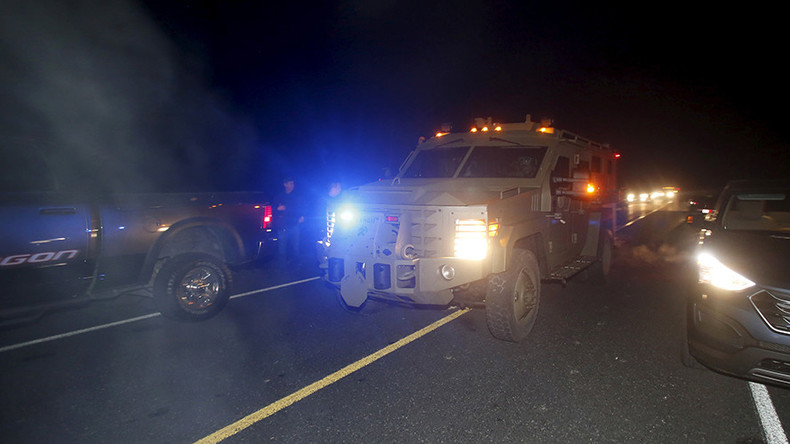Oregon standoff: 'Feds escalated violence'