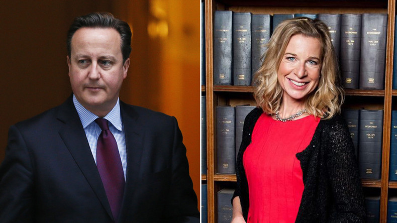 Racism Oscars? Cameron, Katie Hopkins & Met up for 'Islamophobia awards'