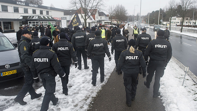 Danish police accused of manipulating rape statistics to hide 'hundreds' of cases