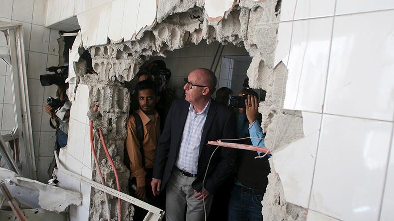 Britain's 'proxy war' in Yemen condemned by critics