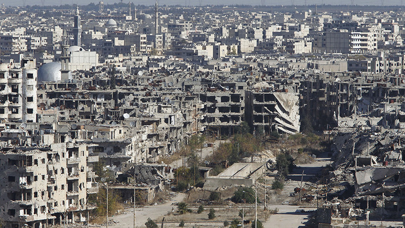 Russia's approach to humanitarian problems in Syria