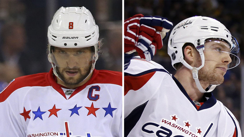 Ovechkin out of NHL All-Star game, replaced by Kuznetsov