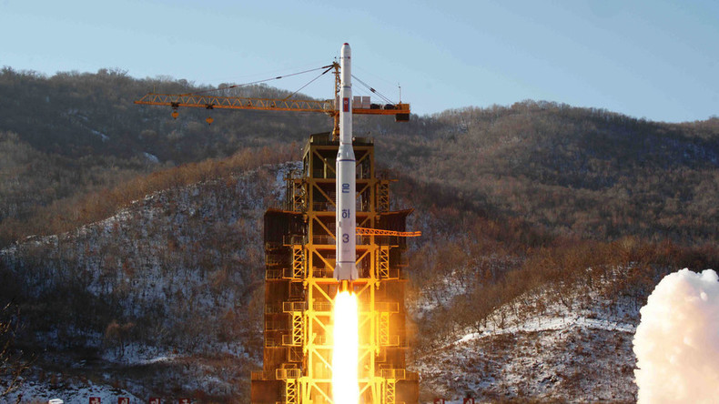 N. Korea preparing for space launch? US officials cite activity detected at satellite site