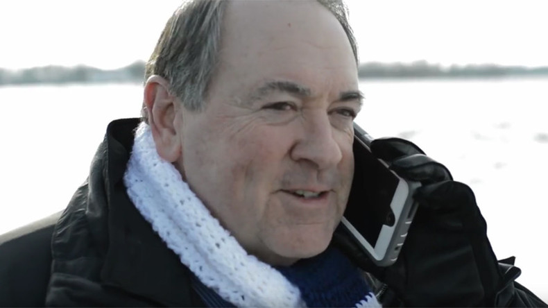 I don't heart Huckabee: Adele mutes GOP candidate's 'Hello'