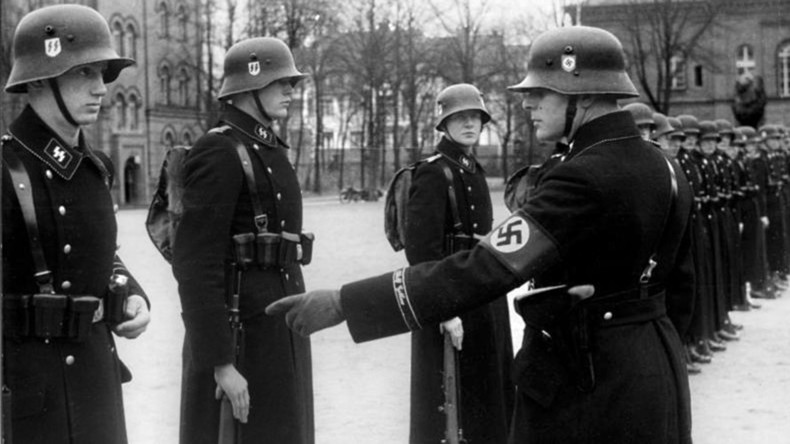 Hitler Youth nabbed: German police swoop on 90-something ex-SS Panzer war crimes suspects