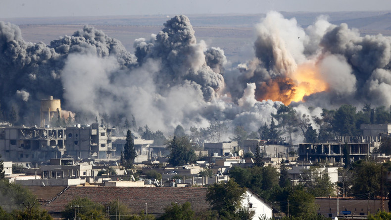 US admits anti-ISIS airstrikes killed civilians in Syria, Iraq