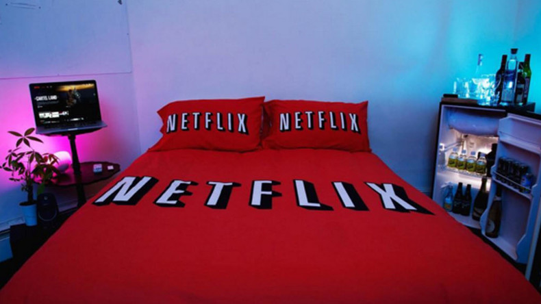 Airbnb has a 'Netflix & chill' suite in New York City