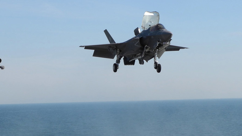 US may get 500 F-35s jets without combat mission tests – report