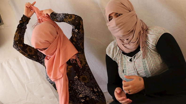 Yazidi ex-slave girls subjected to traumatic 'virginity tests' to prove ISIS abuse