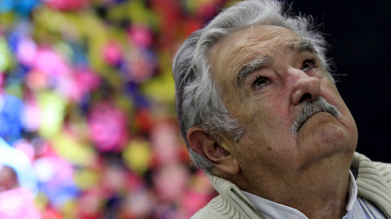 'Jesus was a left-winger' – Uruguay ex-president Mujica to RT