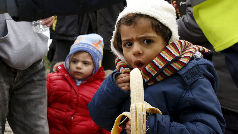 10,000 kids missing in EU as criminals 'exploit' migrant flow – Europol chief of staff