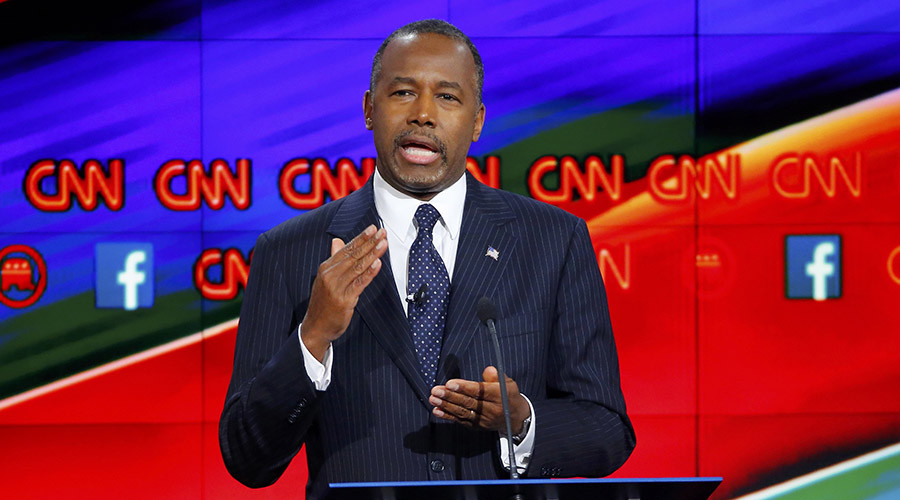 Ben Carson's top aides, 20 staffers quit in latest campaign blow