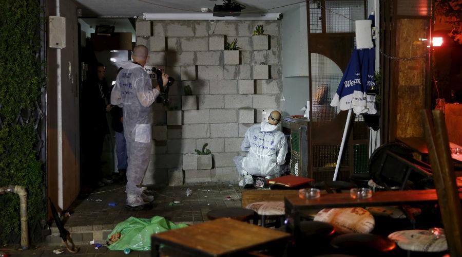 At least 2 dead, several injured in Tel Aviv shooting, terror attack suspected (VIDEO)