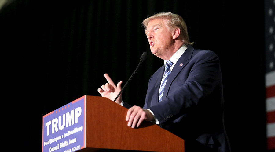 Al-Qaeda affiliate uses Trump's anti-Muslim comments for recruitment drive