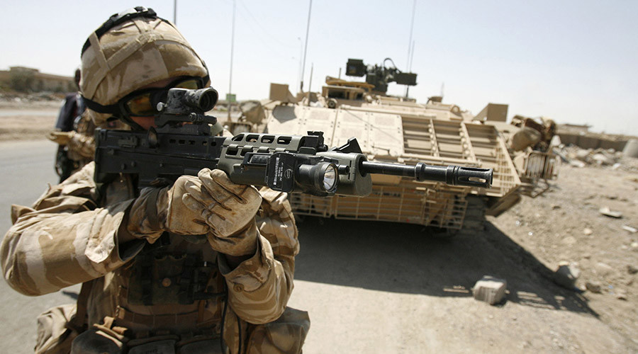 UK veterans may be prosecuted over Iraq 'war crimes' as claims grow tenfold