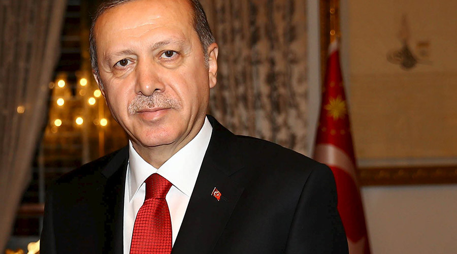 Erdogan's New Year resolution: Be more like Hitler