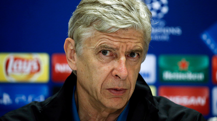 Wenger expects busy January transfer window to beef up Arsenal's title bid