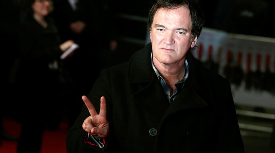 Quentin Tarantino calls confederate flag the 'American Swastika'
