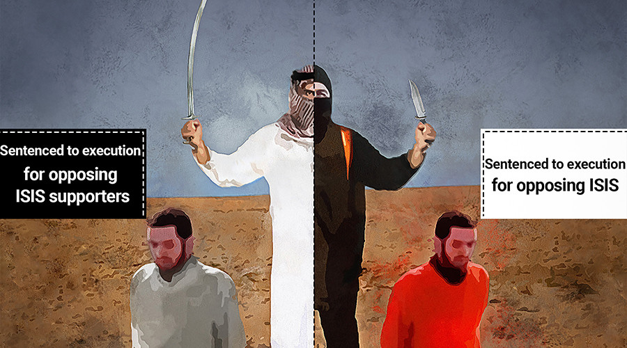 'Any differences?' Iran Supreme Leader's cartoon equates ISIS with Saudi Arabia after executions