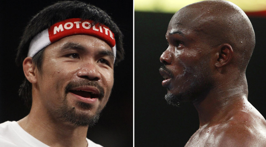 Manny Pacquiao to fight Timothy Bradley in Las Vegas in April 9 bout
