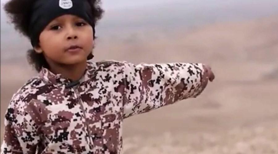 ISIS video: Voice recognition software used to track new 'Jihadi John' & 'Jihadi Jnr'