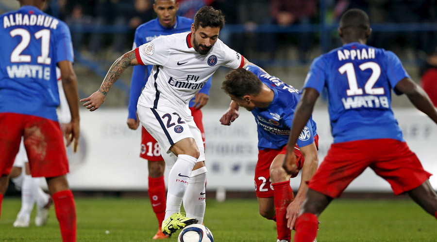 Transfer Tips: Spurs to beat Arsenal to Lavezzi signing, Grujic set for Liverpool medical