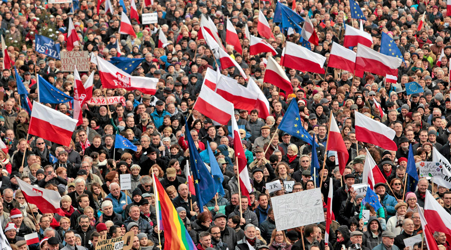 No law, no justice and no civic values: Why Poland's constitutional crisis can only get worse