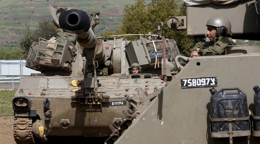 Israeli forces shell Lebanese border town after patrol attacked