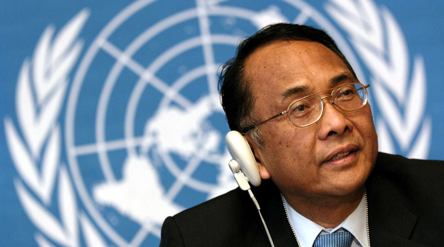 UN human rights envoy to Palestinian Territories resigns over Israeli 'denial of access'