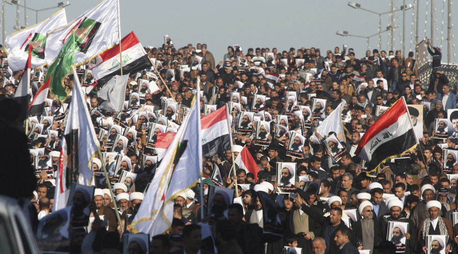Uproar in Middle East after Saudi Arabia executes top Shiite cleric