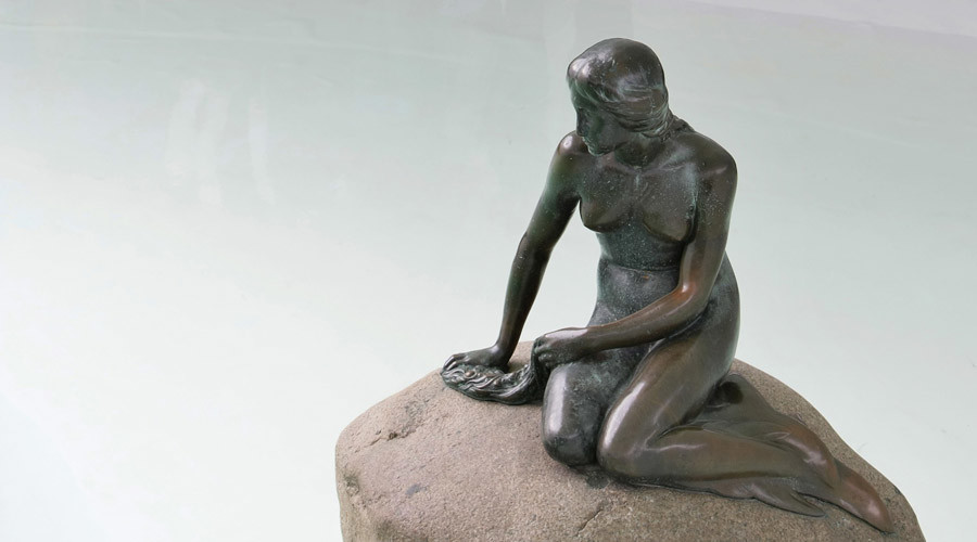 Facebook censors photo of Denmark's Little Mermaid statue for 'sexual undertones'