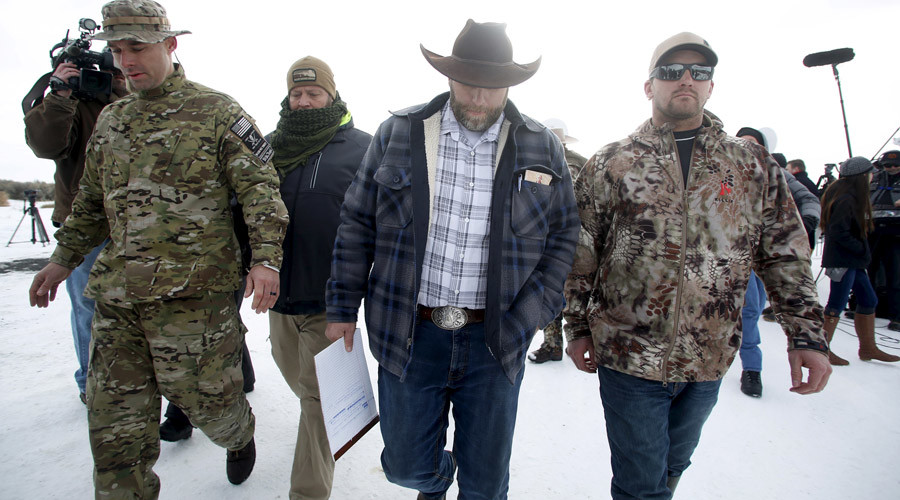 Biting the hand that feeds? Head of anti-govt standoff in Oregon received $530K federal loan