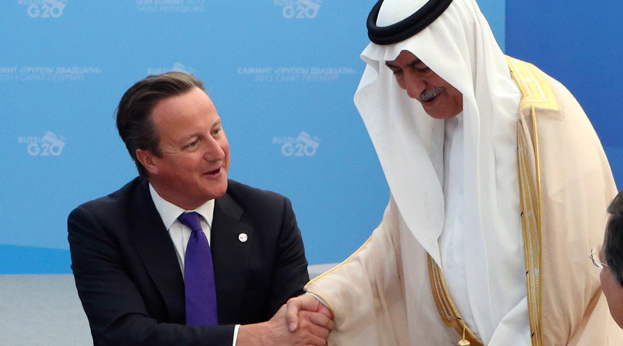 Cameron's Saudi trip delayed amid executions outrage